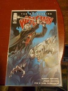 The Astounding Wolf-Man #16 (2009)