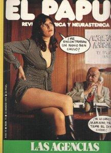 Revista: EL PAPUS, Año II, Numero 75: Las Agencias Matrimoniales (22 Marzo 1...