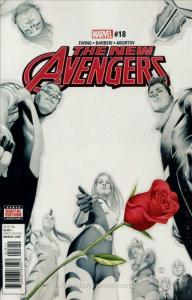 New Avengers (4th Series) #18 VF; Marvel | save on shipping - details inside