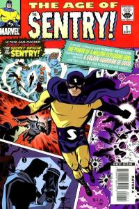 Age of the Sentry #1, NM (Stock photo)