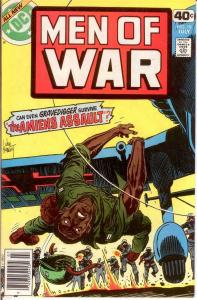 MEN OF WAR (1977-1980) 18 VF-NM July 1979 COMICS BOOK