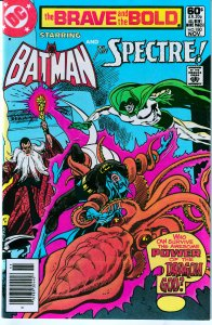 Brave and the Bold # 180 The Spectre's Adventure Comics Creative Team reunites !