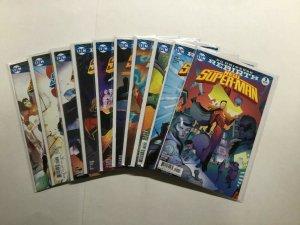 New Super-Man 1-23 Missing Issue 18 Lot Run Set Near Mint Nm Dc Comics