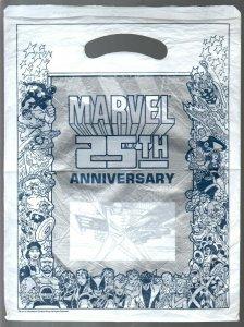 New Universe Merchandise Bag 1956-Marvel Comics=rare & unique-VG