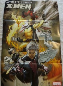 X-MEN Promo Poster, 24 x 36, 2011, MARVEL, Unused more in our store 228