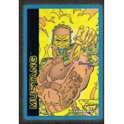 1993 Skybox Ultraverse: Series 1 MUSTANG #20