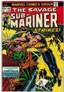 SUBMARINER 68 VF Jan. 1974