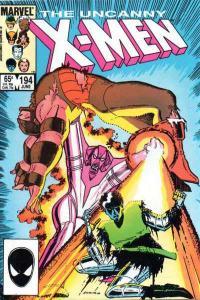 Uncanny X-Men (1981 series) #194, VF+ (Stock photo)