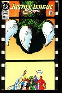 Justice League Europe #14 (1990)
