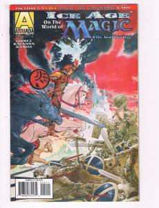 Ice Age On The World Of Magic The Gathering #2 VF Armada Comic Book DE6