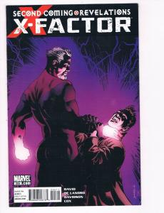 X-Factor # 205 NM Marvel Comic Book X-Men Magneto Wolverine Cable S80
