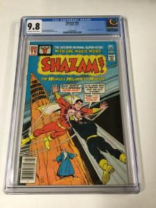 Shazam 28 Cgc 9.8 Ow/w Pages 1st First Appearance Of Black Adam Dc Comics