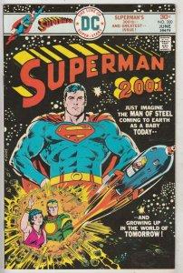 Superman #300 (Jun-76) NM- High-Grade Superman