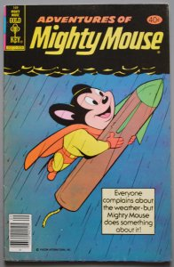 Adventures of Mighty Mouse 169(1955 Pines/Dell    F/Better    See Actual Photo