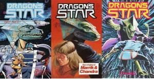 DRAGONS STAR (MATRIX) 1-3  Mary Ann Bramstrup's