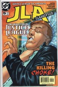 JLA: Classified #5 (2005) JW221