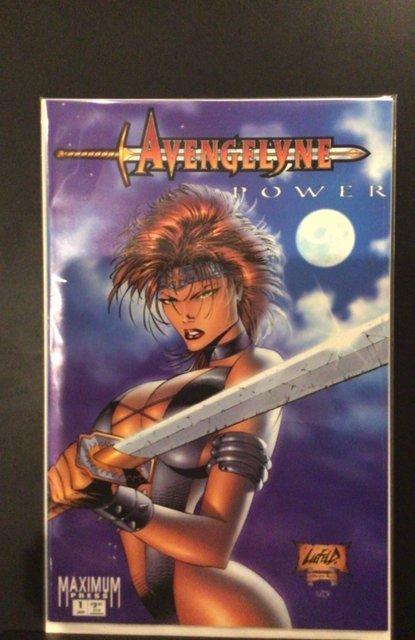 Avengelyne: Power #1 (1995)