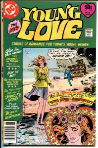 Young Love #125 1977-DC-Walt Simonson cover-Alex Toth-VF