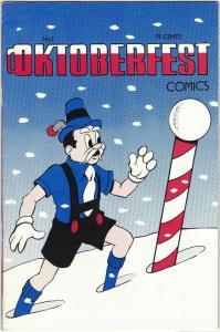 OKTOBERFEST (1976 N&T) 1 VG-F Fall 1976