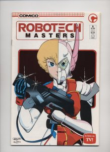 Robotech Masters #9 (1986)
