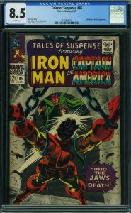Tales of Suspense #85 (Marvel, 1967) CGC 8.5