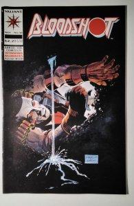 Bloodshot #10 (1993) Valiant Comic Book J756