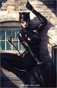 Catwoman #1 Artgerm Variant NM