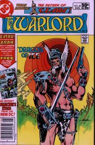 Warlord #48 - NM -  1981