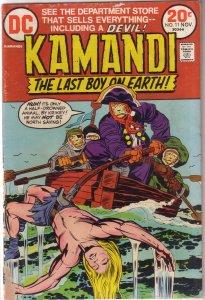 Kamandi   vol. 1   #11 FR