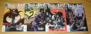 Billy the Kid's Old Timey Oddities & the Orm of Loch Ness #1-4 VF/NM complete