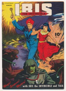 Ibis, the Invincible (1942) #3 VG/FN Hard to find