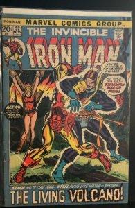 Iron Man #52 (1972)