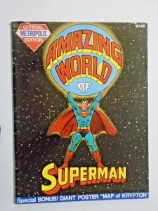 Amazing World of Superman #1 Treasury 4.0 VG (1973)