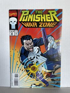 The Punisher: War Zone #30 (1994)  Unlimited Combined Shipping