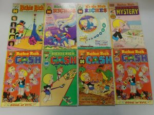 Bronze age Richie Rich lot 30 different issues 4.0 VG or better (Harvey)