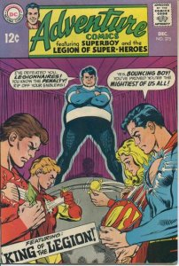 Adventure Comics #375 (ungraded) stock photo / SCM