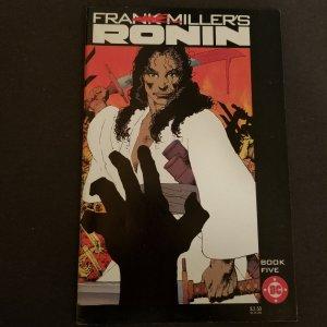 Frank Miller's RONIN-Book 5