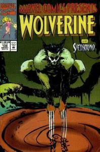 Marvel Comics Presents (1988 series) #139, VF (Stock photo)