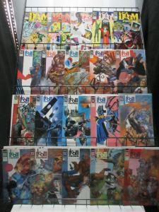 Doom Patrol (DC 1989-2016) Mini-Library of 91Diff! Morrison Pollack Byrne +++