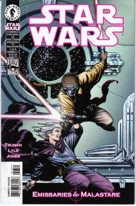 Star Wars - Republic # 13,14,15,16,17,18  Emissaries to Malistrande Parts 1 - 6