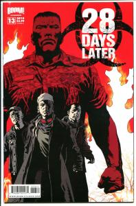 28 DAYS LATER 13, NM, Zombie, Horror, Walking  Dead, 1st, 2009, more in store