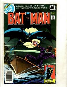 Lot Of 4 Batman DC Comic Books # 306 308 309 310 NM Range Gotham Robin Joker GK1
