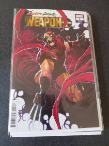 ABSOLUTE CARNAGE WEAPON PLUS #1 CODEX VARIANT NM