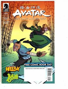 3 Free Comic Book Day Comics Avatar Last Airbender Bleeding Cool Fubar J209