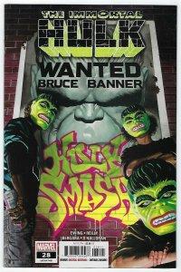 Immortal Hulk # 28 Cover A NM Marvel
