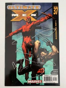 Ultimate X-Men #37 Blockbuster Part 4 (2001 Marvel Comics) NM