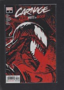 Carnage: Black, White & Blood #3