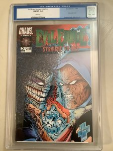 Evil Ernie Straight To Hell #2 CGC 9.8 Chaos Comics 1994