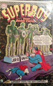 Superboy #136 (DC 1967) VG+