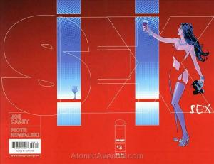 Sex #3 VF/NM; Image | save on shipping - details inside